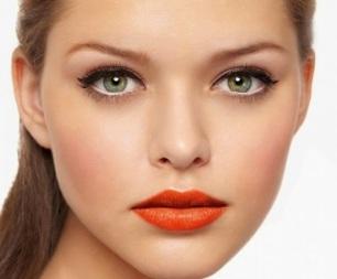tangerine-lips